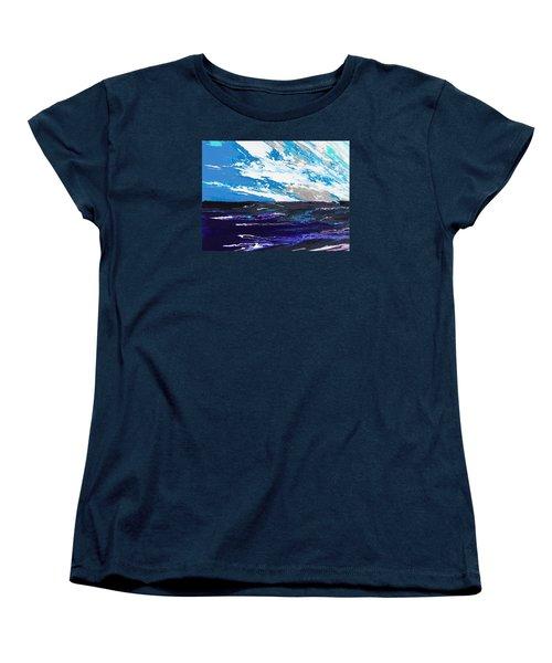 Mariner Women's T-Shirt (Standard Cut) by Ralph White