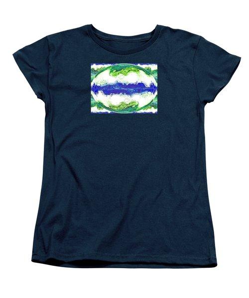Mariner's Dream Women's T-Shirt (Standard Cut) by Joan Hartenstein