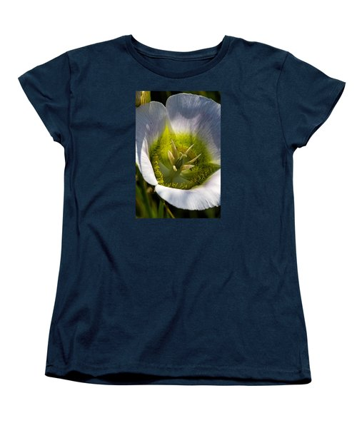 Mariposa Lily Women's T-Shirt (Standard Cut) by Alana Thrower