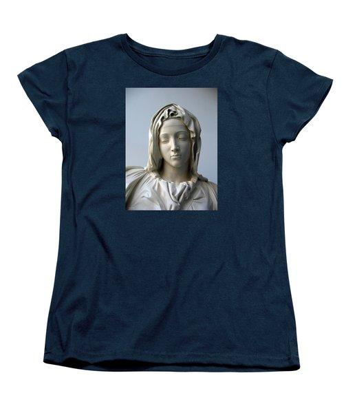 Mary Women's T-Shirt (Standard Cut) by Suhas Tavkar