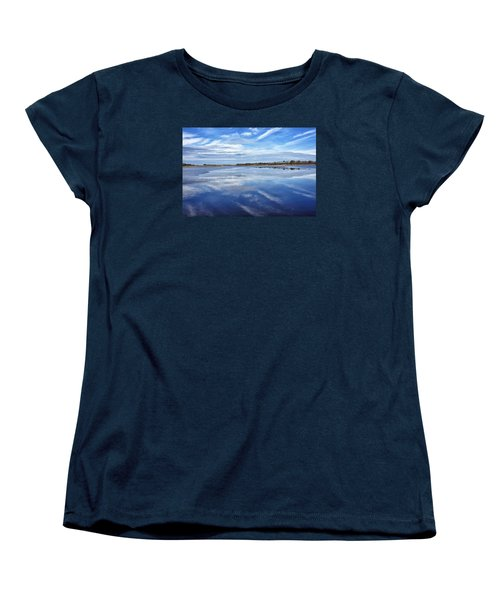 Maryland - Blackwater National Wildlife Refuge Women's T-Shirt (Standard Cut) by Brendan Reals