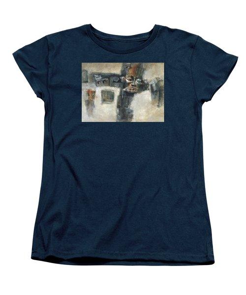 Frozen Women's T-Shirt (Standard Cut) by Behzad Sohrabi