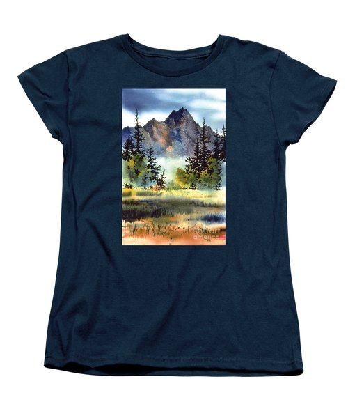 Matanuska Women's T-Shirt (Standard Cut) by Teresa Ascone