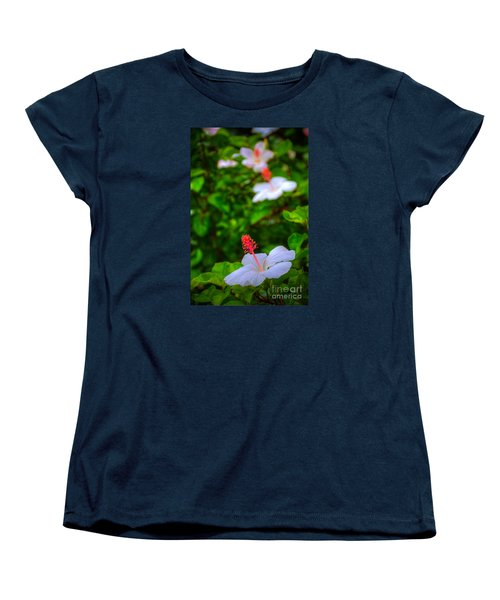 Women's T-Shirt (Standard Cut) featuring the photograph Maui Hibiscus by Kelly Wade