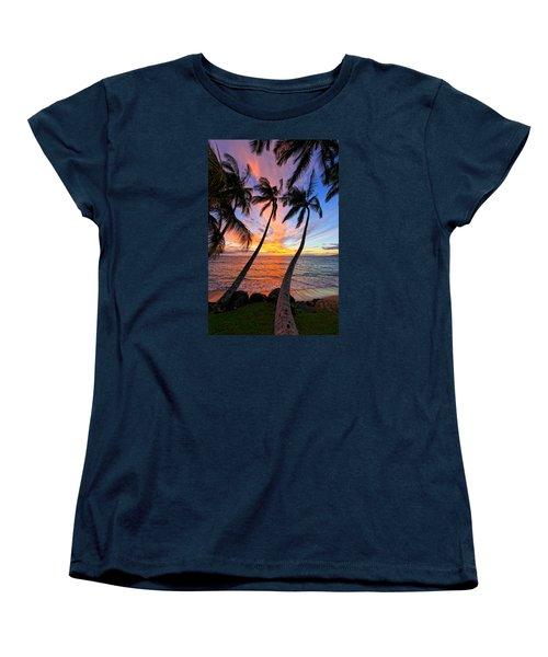 Maui Magic Women's T-Shirt (Standard Cut)