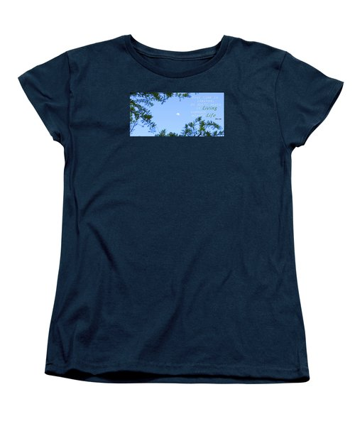 Maximize Women's T-Shirt (Standard Cut) by David Norman
