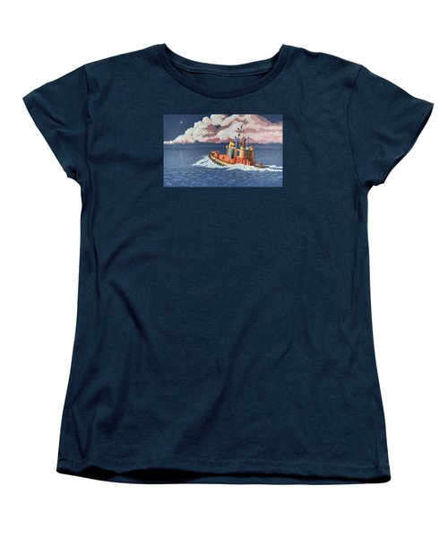 Mayday- I Require A Tug Women's T-Shirt (Standard Cut)
