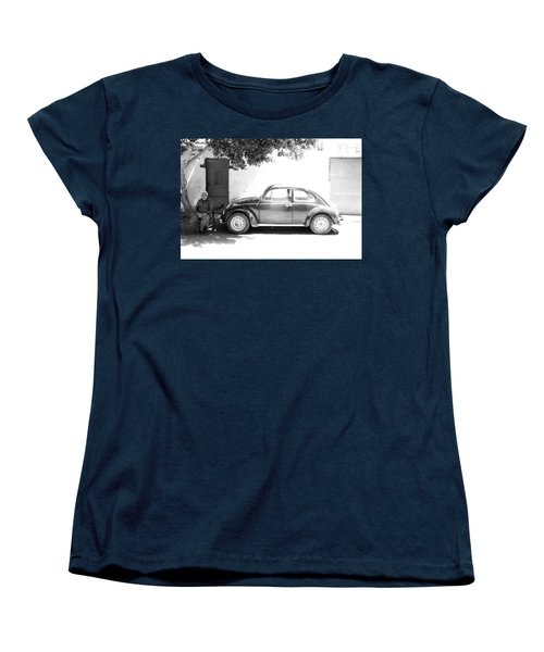 Me And The Beet Women's T-Shirt (Standard Cut) by Jez C Self