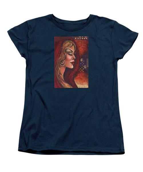 Meditate Women's T-Shirt (Standard Cut)