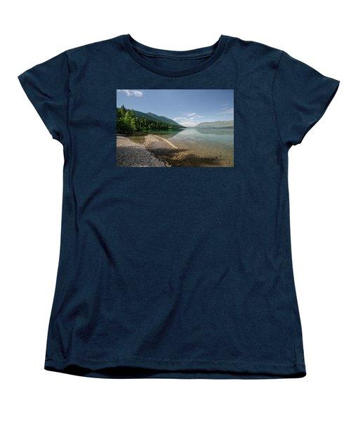 Meditative Mood Women's T-Shirt (Standard Cut)