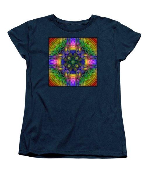 Melted Women's T-Shirt (Standard Cut) by Lyle Hatch