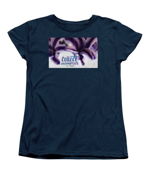 Memories Women's T-Shirt (Standard Cut) by Bobby Villapando