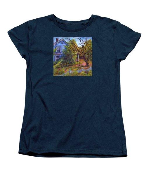 Memories Women's T-Shirt (Standard Cut) by Retta Stephenson