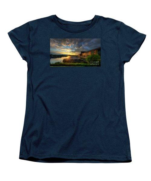 Women's T-Shirt (Standard Cut) featuring the photograph Mercia Marina 10.0 by Yhun Suarez