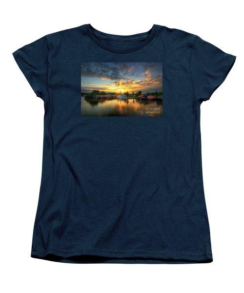 Women's T-Shirt (Standard Cut) featuring the photograph Mercia Marina 11.0 by Yhun Suarez