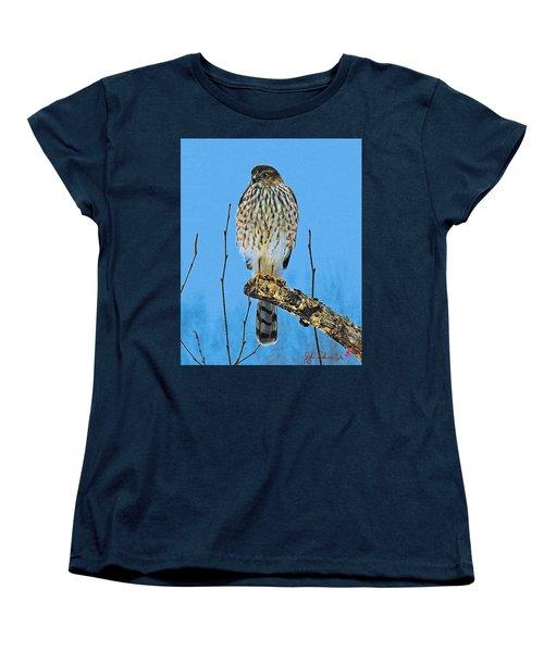 Merlin    Not The Majician Women's T-Shirt (Standard Cut) by John Selmer Sr