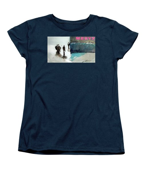 Mervy Women's T-Shirt (Standard Cut) by Ed Heaton