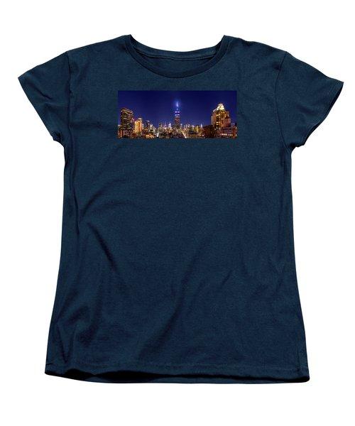 Mets Dominance Women's T-Shirt (Standard Cut)