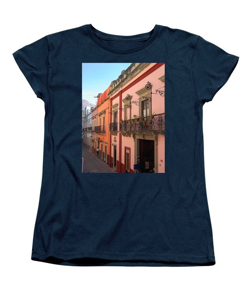Women's T-Shirt (Standard Cut) featuring the photograph Mexico by Mary-Lee Sanders