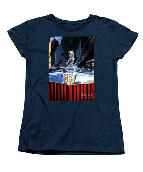 Women's T-Shirt (Standard Cut) featuring the photograph Mg Fool by Chris Dutton