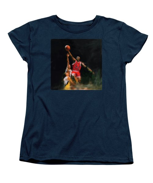 Michael Jordan 548 1 Women's T-Shirt (Standard Cut)