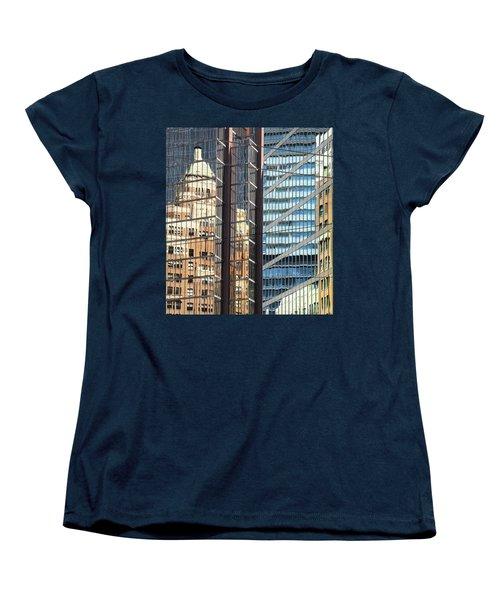 Miksang 10 Reflect Women's T-Shirt (Standard Cut) by Theresa Tahara