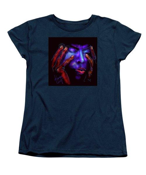 Miles Women's T-Shirt (Standard Cut) by DC Langer
