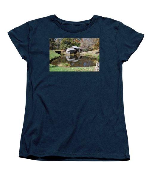 Mill Reflections Women's T-Shirt (Standard Cut) by Eric Liller