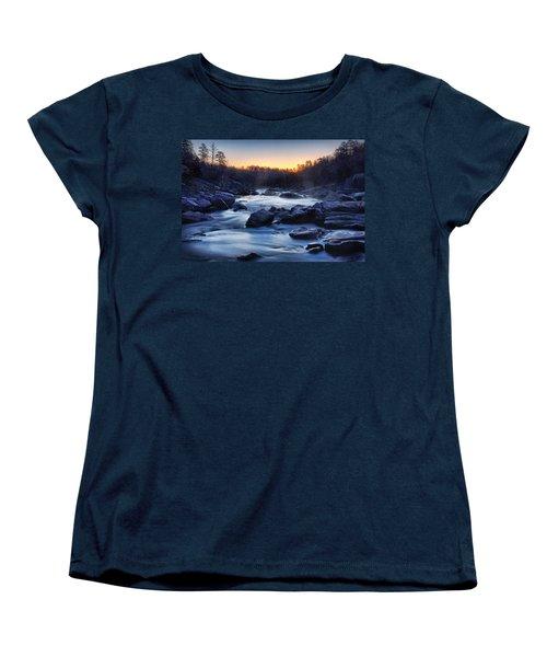 Millstream Gardens  Women's T-Shirt (Standard Cut) by Robert Charity