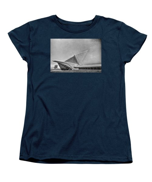 Milwaukee Museum Of Art Special 2 Women's T-Shirt (Standard Cut) by David Haskett