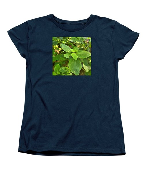 Women's T-Shirt (Standard Cut) featuring the photograph Minnesota Plant Life by Lisa Piper