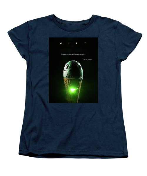 Mint Women's T-Shirt (Standard Cut)