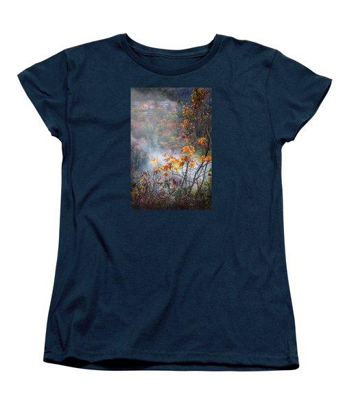 Misty Maple Women's T-Shirt (Standard Cut) by Diana Boyd