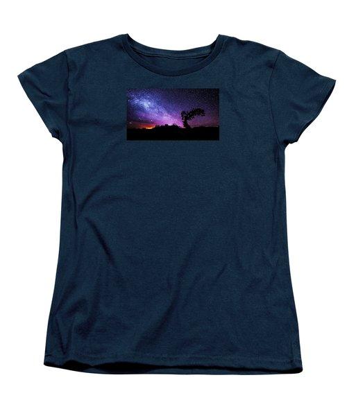 Moab Skies Women's T-Shirt (Standard Cut) by Chad Dutson
