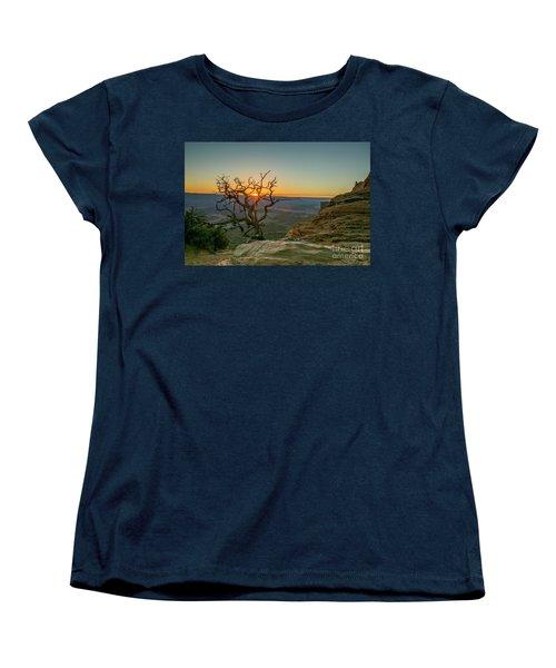 Moab Tree Women's T-Shirt (Standard Cut)