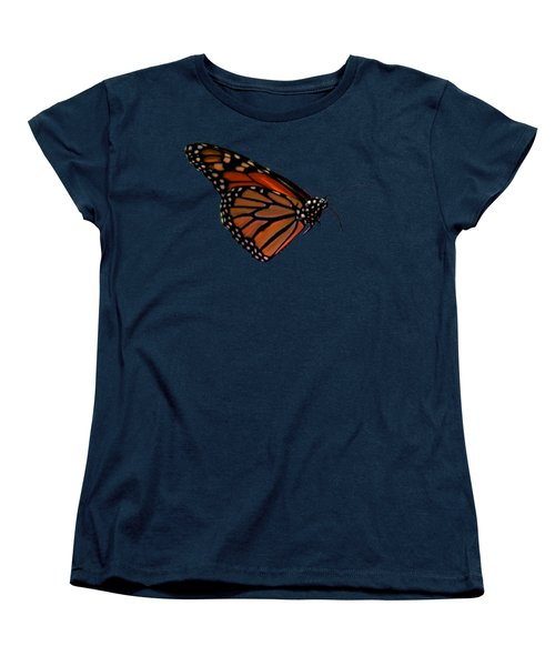 Monarch Butterfly No.41 Women's T-Shirt (Standard Cut) by Mark Myhaver