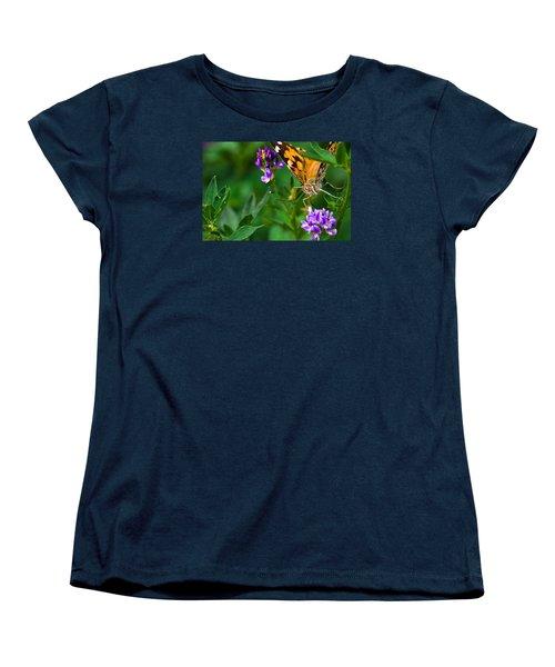 Monarch Women's T-Shirt (Standard Cut) by Marlo Horne