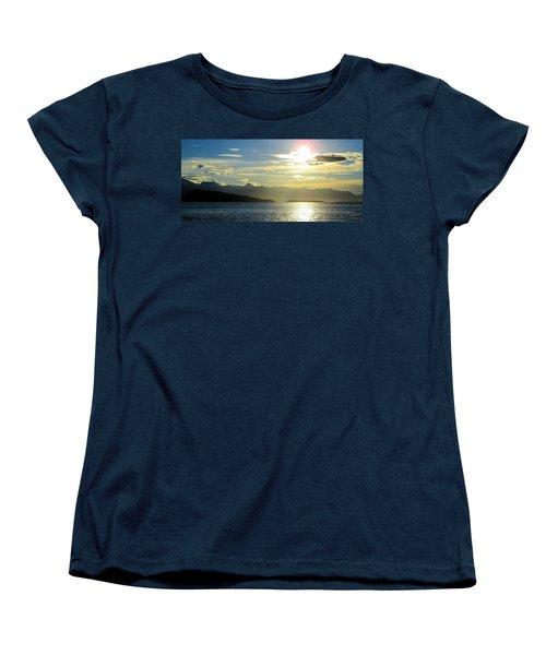Monica Women's T-Shirt (Standard Cut) by Martin Cline