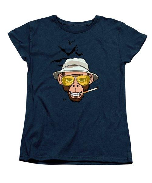 Monkey Business In Las Vegas Women's T-Shirt (Standard Cut)
