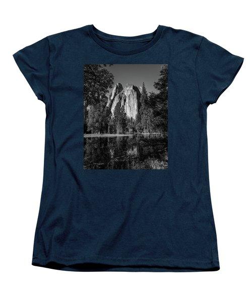 Monolith Women's T-Shirt (Standard Cut) by Ryan Weddle