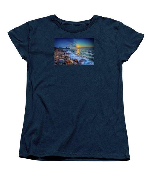 Montauk Sunrise Women's T-Shirt (Standard Cut)