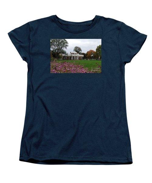 Monticello Women's T-Shirt (Standard Cut) by Eric Liller