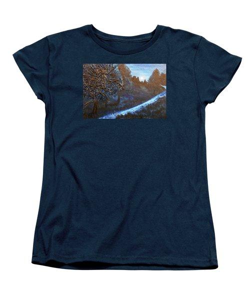 Moon Rise  Women's T-Shirt (Standard Cut)