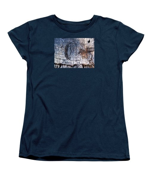 Women's T-Shirt (Standard Cut) featuring the photograph Moon by Vanessa Palomino