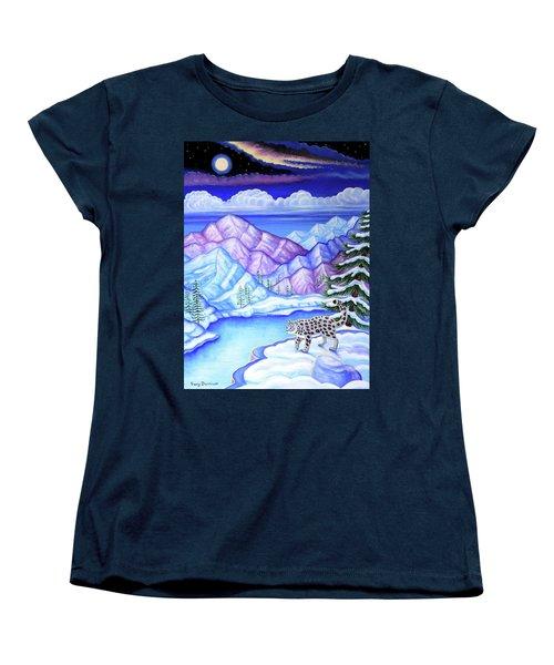 Moonlight Magic Women's T-Shirt (Standard Cut) by Tracy Dennison