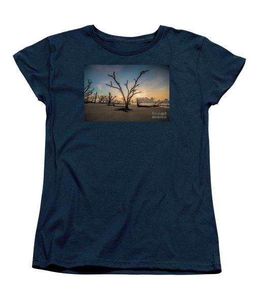 Morning Glory Women's T-Shirt (Standard Cut) by Robert Loe
