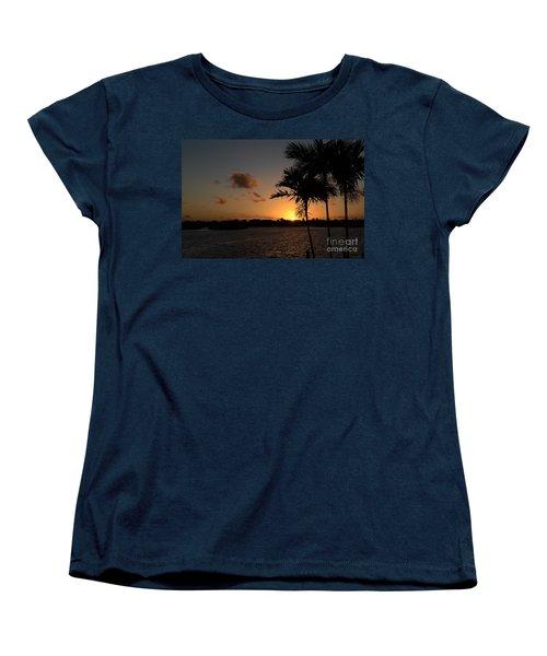Morning Has Broken Women's T-Shirt (Standard Cut) by Pamela Blizzard