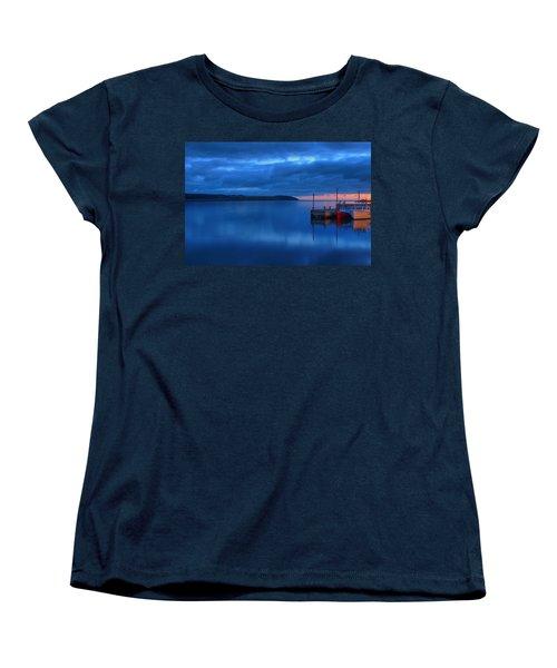 Morning In Cape Breton Women's T-Shirt (Standard Cut) by Joe  Ng