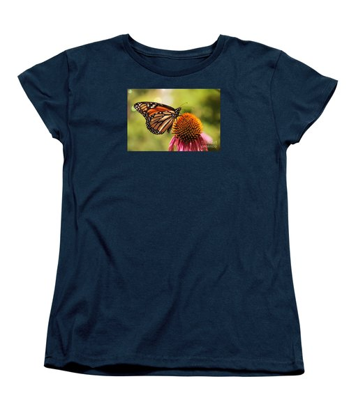 Morning Wings Women's T-Shirt (Standard Cut) by Yumi Johnson