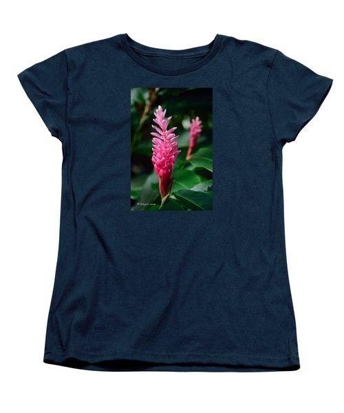 Mother Nature's Gift Women's T-Shirt (Standard Cut) by Edgar Torres